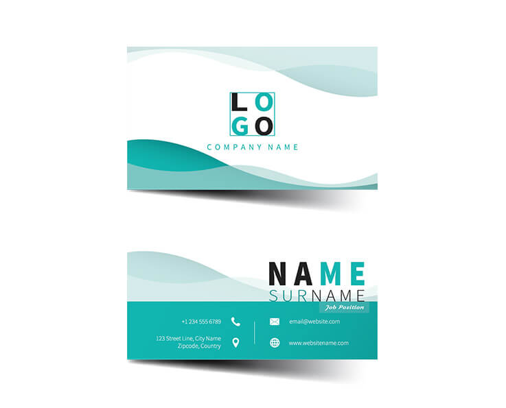 Business Card Designing Service by Code Hawker