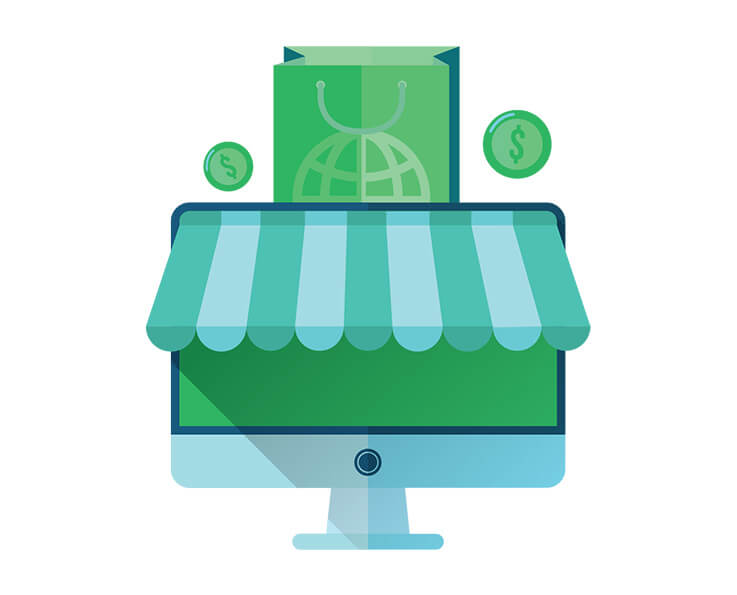Ecommerce Designing Service by Code Hawker