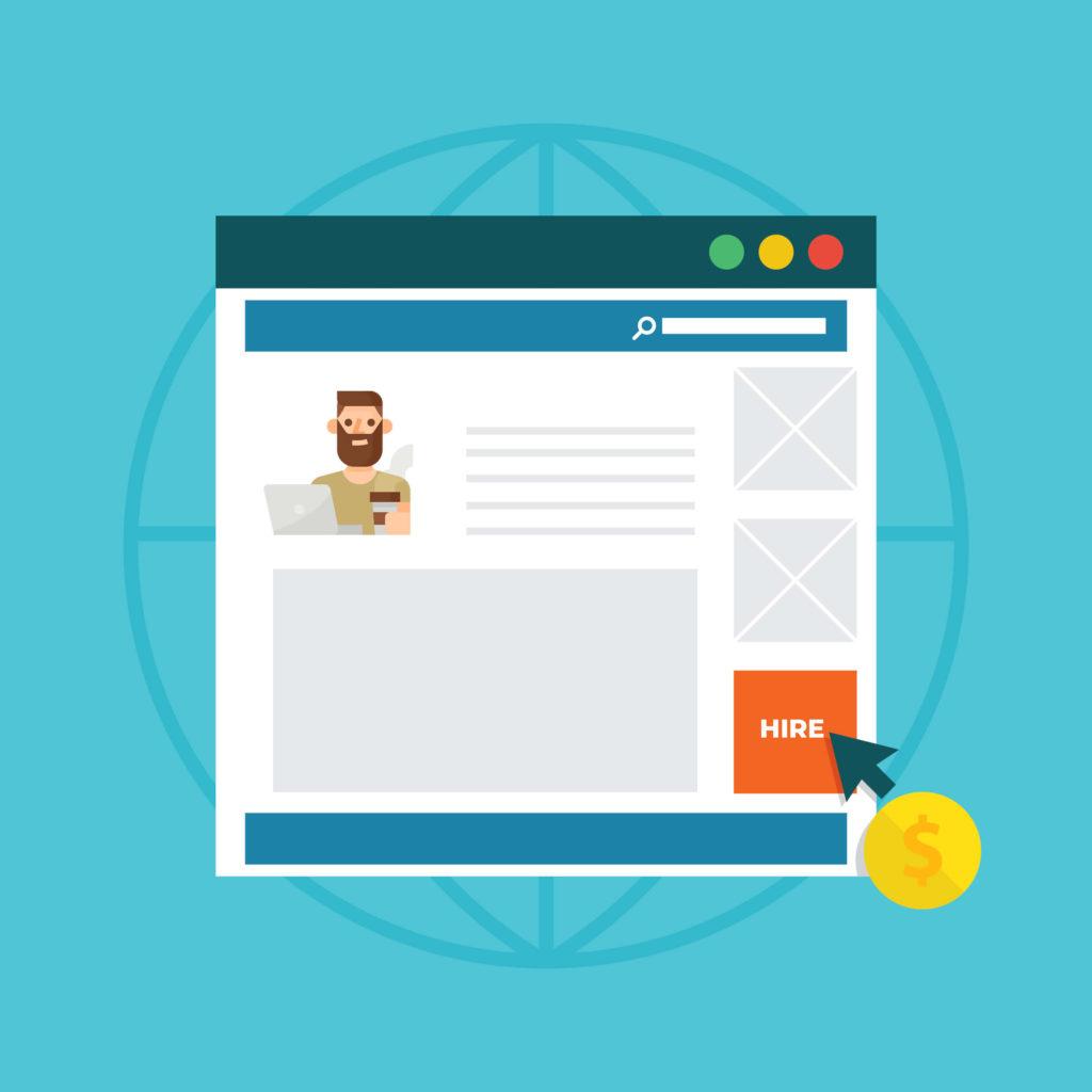 Portfolio Designing Service by Code Hawker