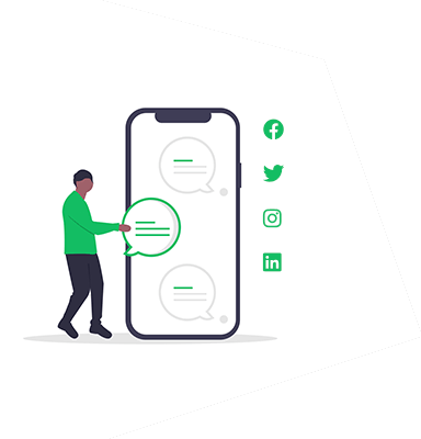 Social Media Management Service by Code Hawker