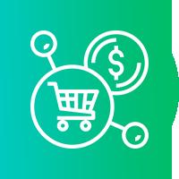 Service Icon Ecommerce Marketing
